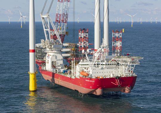 Wind op zee, kansen voor Den Helder en de regio